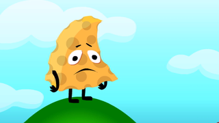 El queso está solo