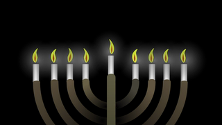 transcript: Happy Hanukkah