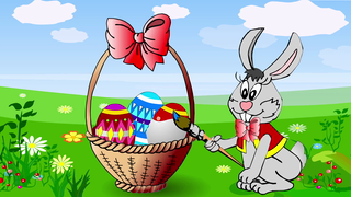 transcript: Happy Easter