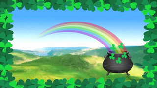 transcript: Happy St. Patrick's Day