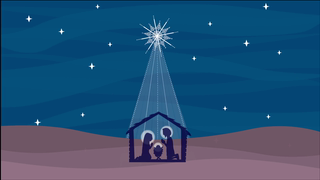 transcript: ''For unto us a child is born''