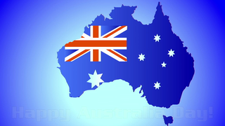 transcript: May your Australia day be full of happiness and joy!