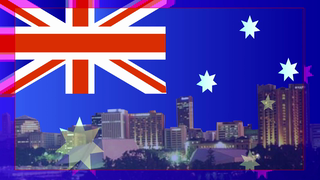 transcript: Wishing you a sparkling Australia Day