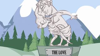 transcript: THE LOVE Cupid really got us!