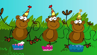 transcript: Happy Birthday to you
