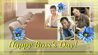 transcript: For all your support and help, here's a note to say...