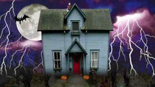 Daring Halloween Invite