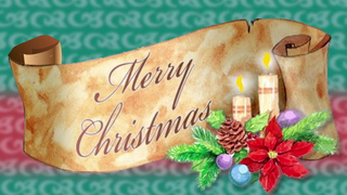 transcript: Merry Christmas