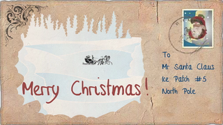 transcript: Merry Christmas!