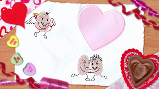 transcript: Life is always sweeter with ''Thumb-Buddy'' who loves you!