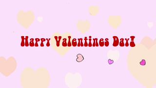 transcript: This is a Valentines Love voucher for the lucky lady in my life. Just say the code words: ''my man rocks!'' and watch the romancing begin! Happy Valentine's Day!