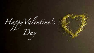 transcript: The greatest gift you've given me is not candy is not jewelry is not flowers is your love Happy Valentine's Day
