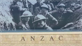 transcript: Let us remember our Heroes on Anzac Day.