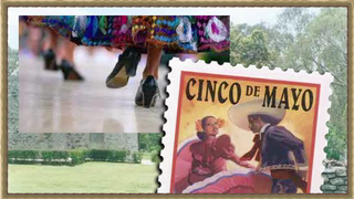 transcript: Celebrate the past and the future Happy Cinco de Mayo