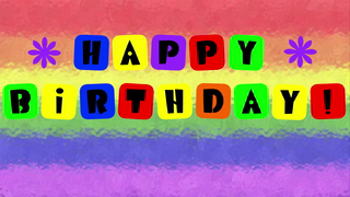 transcript: Happy Birthday! Have a Great Day!