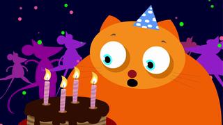 transcript: Happy Birthday!