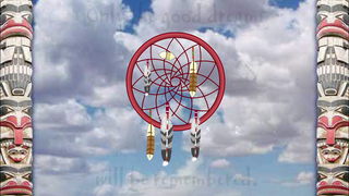 Birthday wishes native american cards ideal for friends and family transcript i am sending you a dream catcher see the web is a perfect m4hsunfo