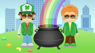 transcript: Leprechauns