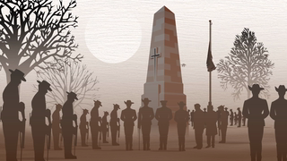 transcript: Remember Anzac Day