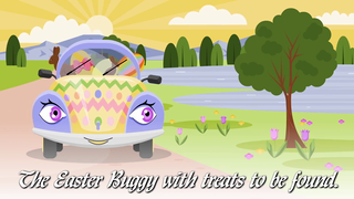 transcript: The Easter Buggy is coming to town
