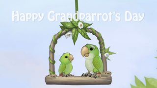 transcript: You know what's great about Grandparents?