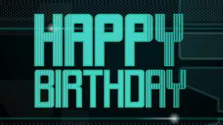 transcript: Happy birthday