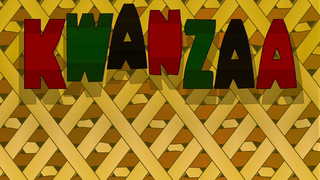 transcript: Kwanzaa