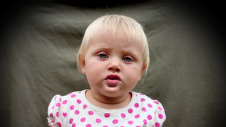 transcript: Voice:  I was looking for the cutest possible birthday card. And then I remembered how much you love babies. Especially when they're grandchildren. So I figured I'd send you a baby video card. Because, hey, it's easier to send a video of a baby than actually have one. Know what I mean? After all, a terrific grandparent like you, deserves whatever you want for your birthday. Speaking of which, I'll get you an extra little present, just give me a moment to dig for it.  Text:  Happy Birthday Grandpa!