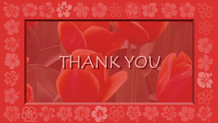 transcript: It is not happiness that makes us grateful, but gratefulness that makes us happy. Thank you