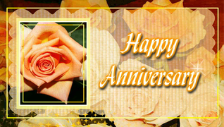 transcript: Congratulations on your Anniversary