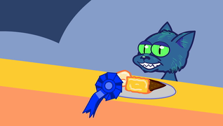 transcript: Hello kitchen Happy Birthday to a real Winner!