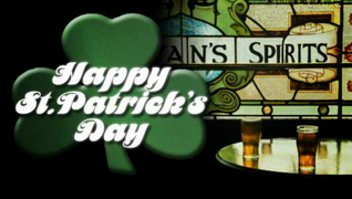 transcript: This St.Patrick's Day, let's celebrate Irish Heritage and Ancestry. Slainte. Happy St. Patrick's Day