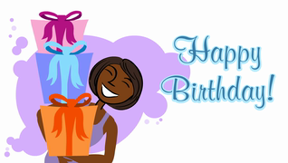 Birthday wishes african american cards ideal for friends and family transcript celebrate your birthday and do it your way whether its champagne and bon m4hsunfo