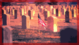 transcript: In honor of you and your loved one;  a soldier who sacrificed for our country. Remember that you are not alone... and your loss is our loss. So today, we pay our respects. Honoring you and yours this Memorial Day
