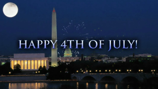 transcript: This 4th of July lets honor our everyday heroes and salute those who fight those who defend those who protect those who save those remembered those who have sacrificed for our freedom Happy 4th of July!