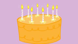 transcript: Grattis på födelsedagen!