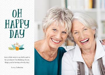 transcript: Oh Happy Day