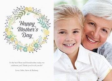 transcript: Happy Mother's Day