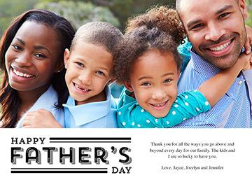 transcript: Father's Day