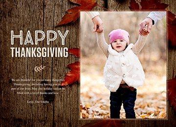transcript: Happy Thanksgiving