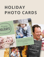 Holiday Photo Cards!