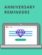 Anniversary Reminders!