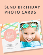 Birthday Photo Cards!