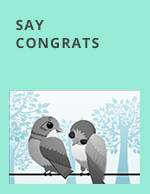 Say Congrats!