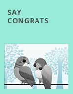 Say Congrats!